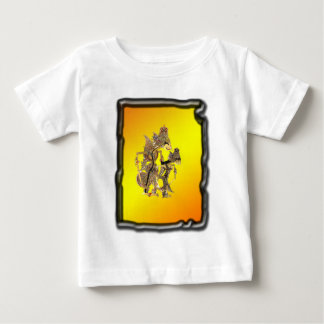 Shadow Puppets Indonesian Baby T-Shirt