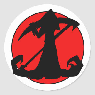Shadow Reaper Stickers