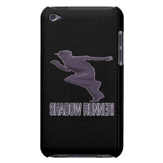 Shadow Runner iPod Touch Case-Mate Case