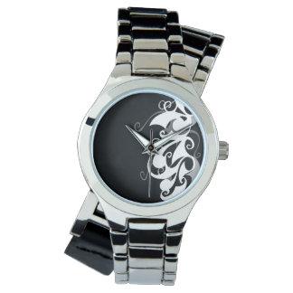 Shadow Swirl Watch