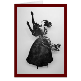 Shadow Theatre Card