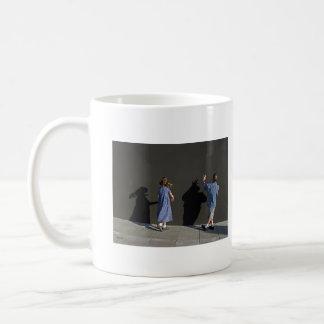 Shadow Wall Coffee Mug
