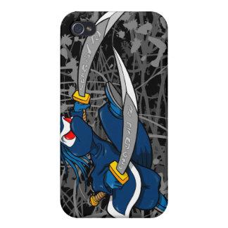 Shadow Warrior Ninja Master  ipod Case iPhone 4/4S Cover
