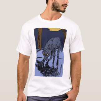 shadow wolf and sun wolf T-Shirt