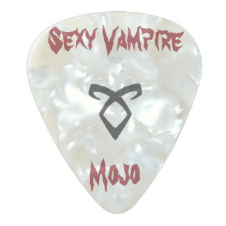 Shadowhunter Guitar Pick