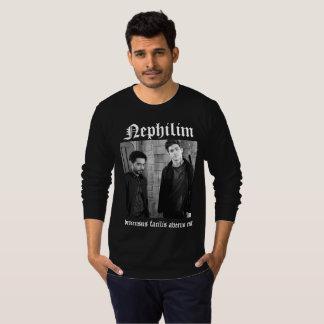 Shadowhunters Nephilim Hardcore Band Shirt