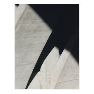 Shadows and Arches Postcards