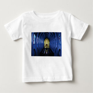 shadows of the dark blue church baby T-Shirt