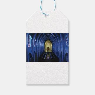 shadows of the dark blue church gift tags