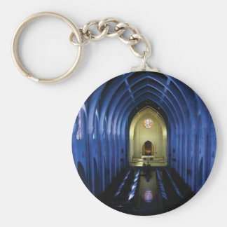 shadows of the dark blue church key ring