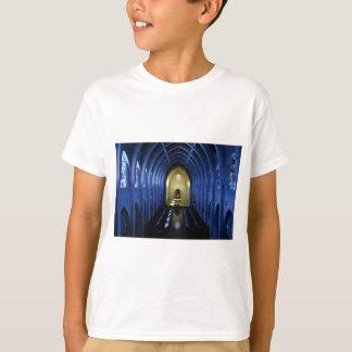 shadows of the dark blue church T-Shirt