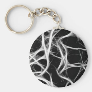 shadows of wires key ring