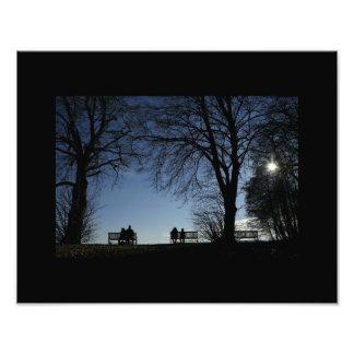 """Shadows"" Photo Print"