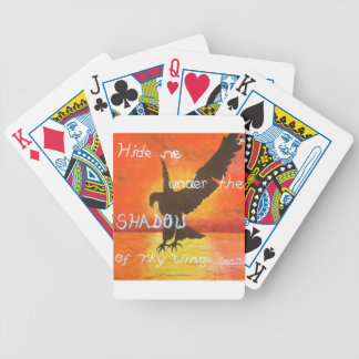 shadowwings bicycle playing cards
