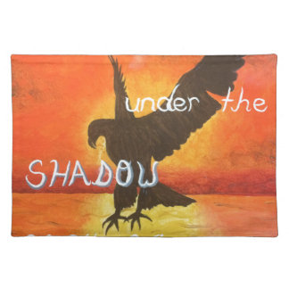 shadowwings placemat