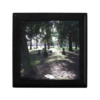 Shadowy Cemetery Gift Box