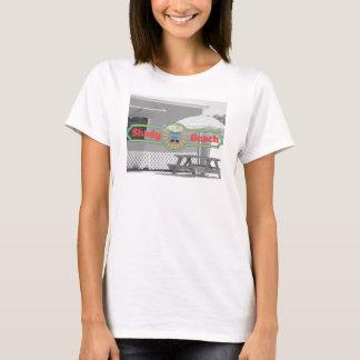 Shady Beach Stand T-Shirt
