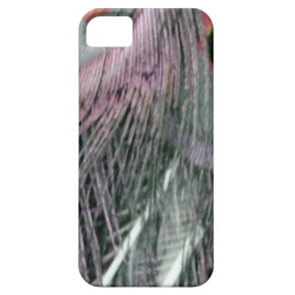 Shady Gray Past Peacock iPhone 5 Covers