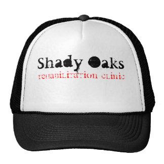 Shady Oaks, Rehabilitation Clinic Mesh Hat