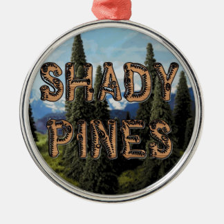 Shady Pines Ornament