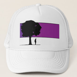 shady tree trucker hat