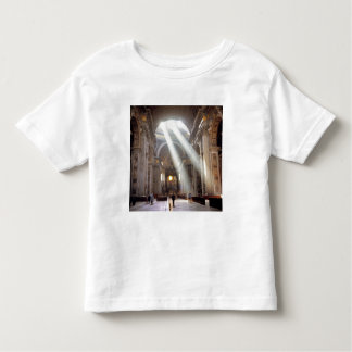 Shafts of sunlight pour through the windows tshirts
