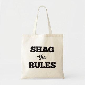Shag the Rules Tote Bag