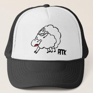 shaggy sheep ATK Trucker Hat