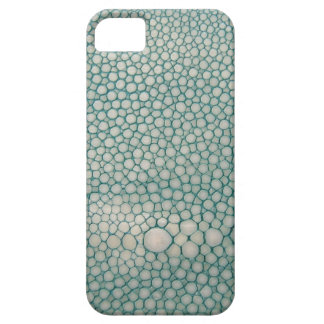 Shagreen Seafoam Green Case For The iPhone 5