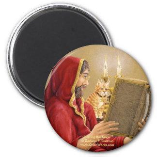 Shairing the Magic, Sharing the Magic Darlene ... 6 Cm Round Magnet