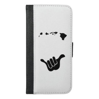 Shaka for Hawai'i iPhone 6/6s Plus Wallet Case