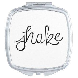 Shake Cosmetic Mirror Vanity Mirrors