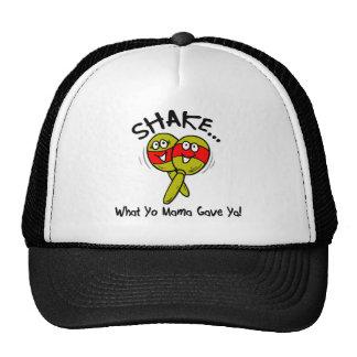 Shake It Mesh Hat