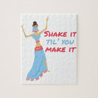 Shake It Jigsaw Puzzle