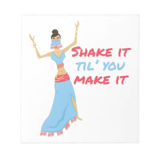 Shake It Notepad