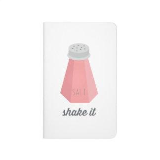 Shake It | Pink Salt Shaker Journal
