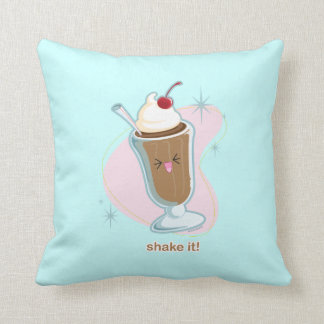 Shake It! Throw Pillow