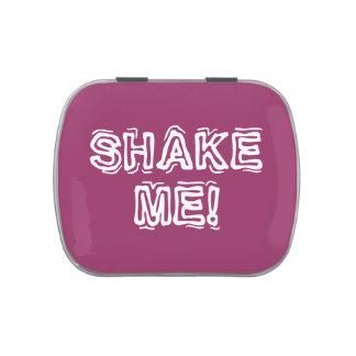 Shake Me Candy Tin