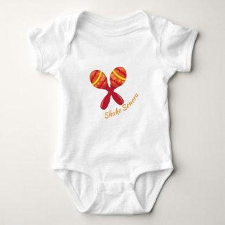 Shake Senora Baby Bodysuit