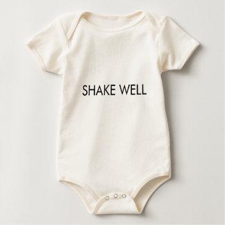 SHAKE WELL BABY BODYSUIT