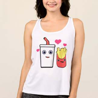 Shake With Fries Singlet
