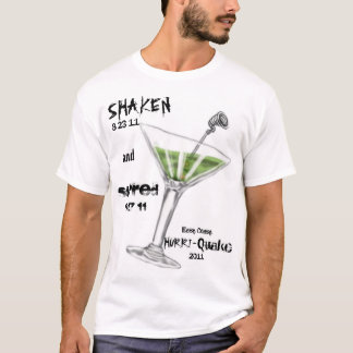 Shaken and Stirred T-Shirt