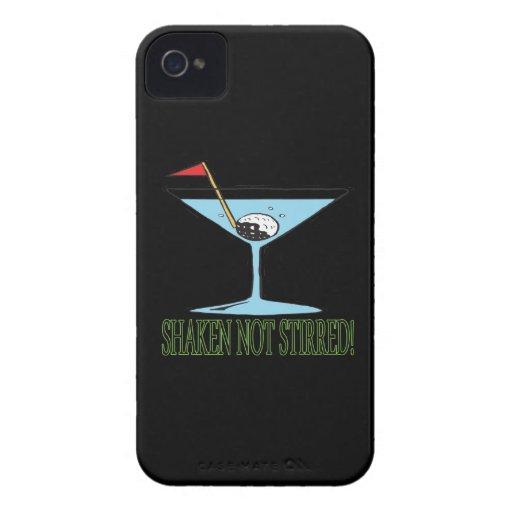 Shaken Not Stirred iPhone 4 Case-Mate Case