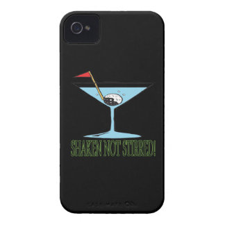 Shaken Not Stirred Case-Mate iPhone 4 Cases