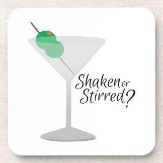 Shaken or Stirred Coasters