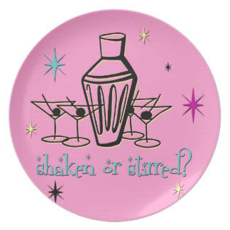 Shaken or Stirred? Plate