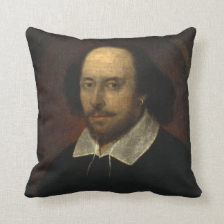 Shakespeare American MoJo Pillow