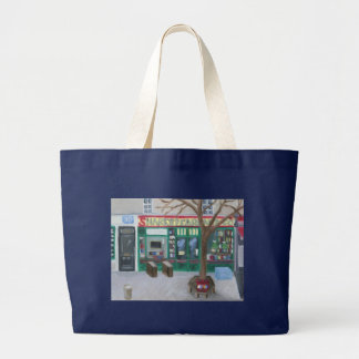 Shakespeare and Company:PARIS Large Tote Bag