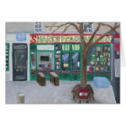 SHAKESPEARE AND COMPANY PARIS NOTECARD
