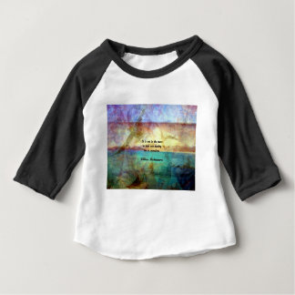 Shakespeare Inspirational Quote About Destiny Baby T-Shirt